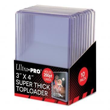Ultra Pro Plastový toploader 260 Pt. - 10 ks