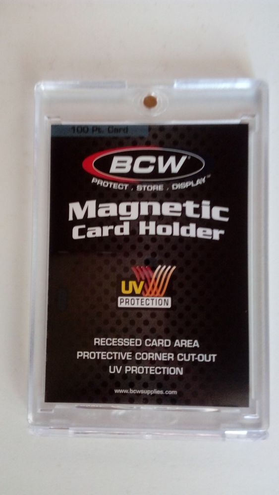 BCW One-Touch holder 100 Pt.