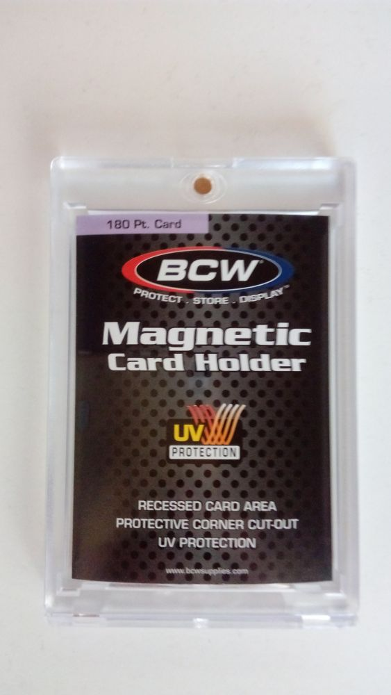 BCW One-Touch holder 180 Pt.
