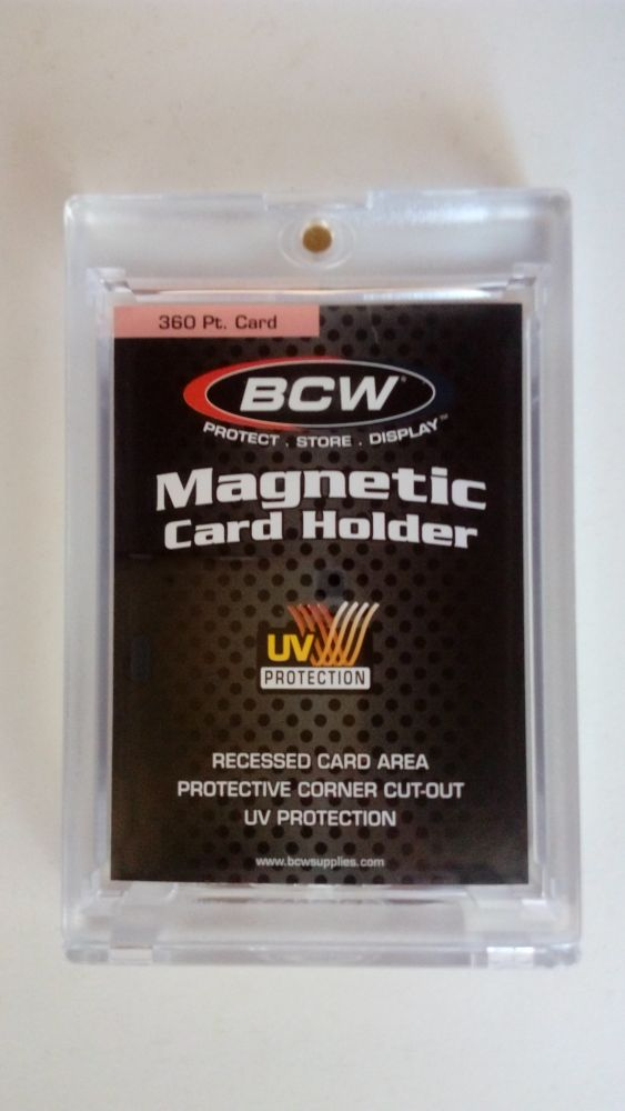 BCW One-Touch holder 360 Pt.