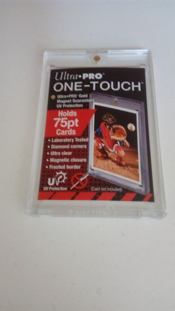 Ultra Pro One-Touch holder 75 Pt.