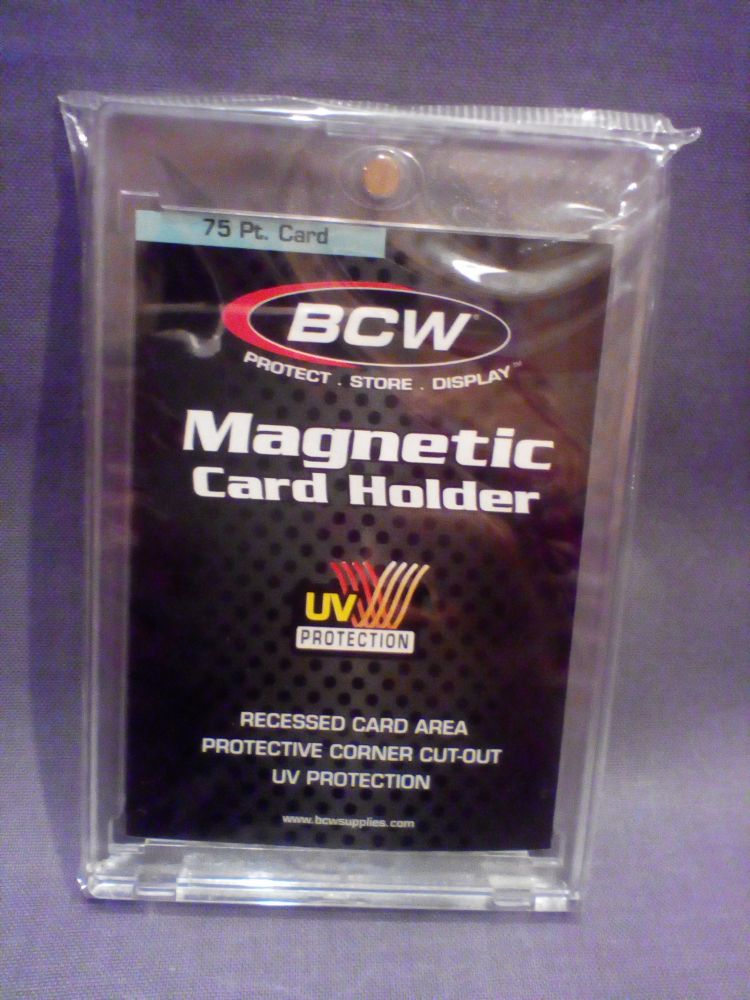 BCW One-Touch holder 75 Pt.