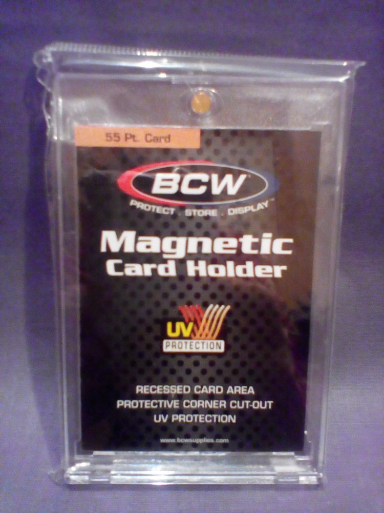 BCW One-Touch holder 55 Pt.