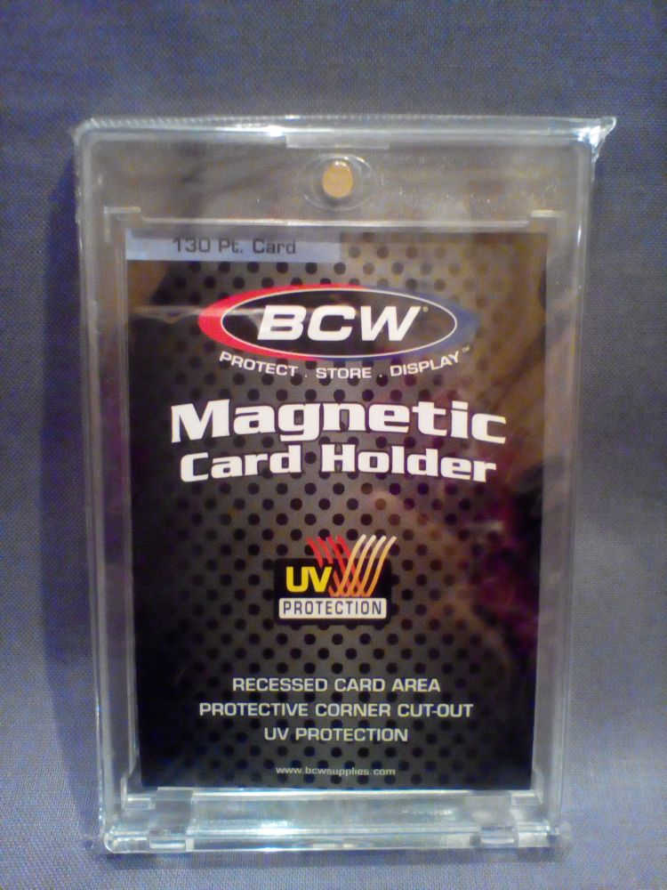 BCW One-Touch holder 130 Pt.