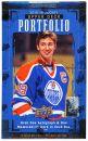 2015-2016 Upper Deck Portfolio Hockey Hobby Balíček